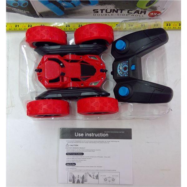Stunt Car - Double Side Roll - appears NIB