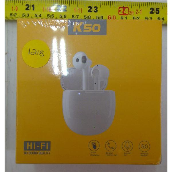 NEW - Sealed K50 Headphones