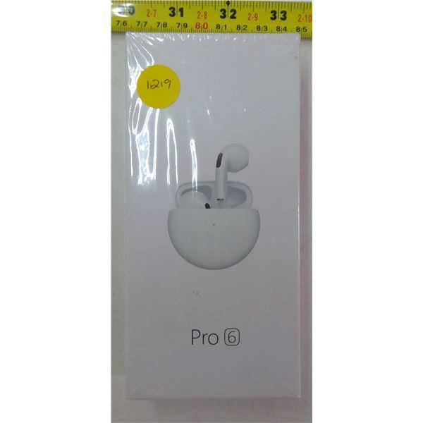NEW - sealed Pro6 Headphones