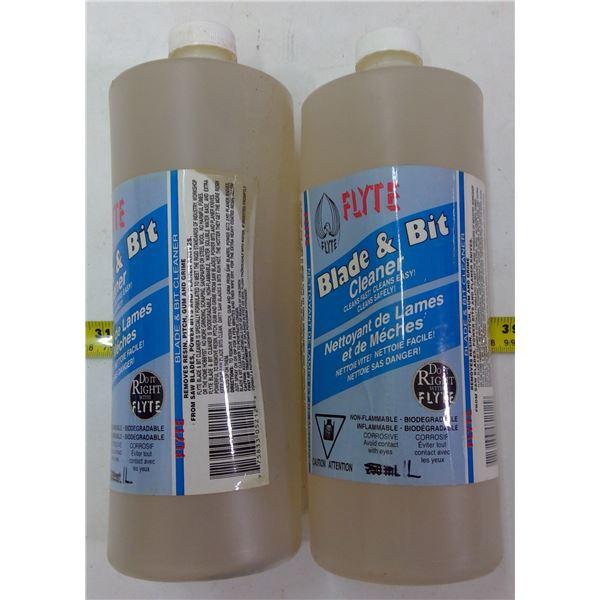 2 Unopened Bottles of Blade & Bit Cleaner