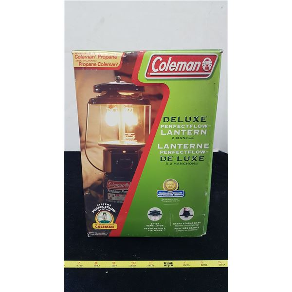 Coleman Lantern In Box