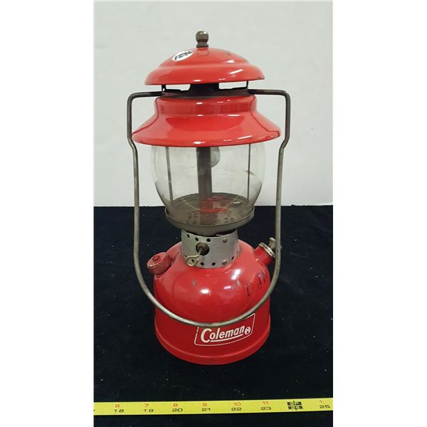 Coleman Red Lantern