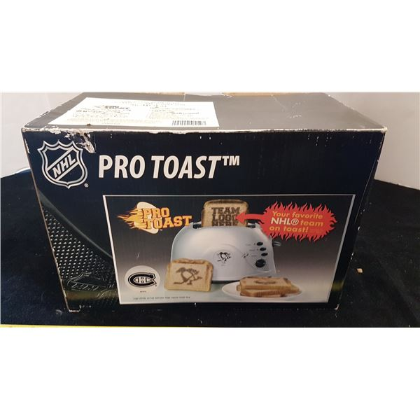 Montreal Canadiens Toaster (Works)
