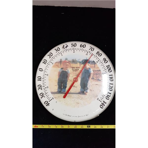 How Long You Been Farming Thermometer