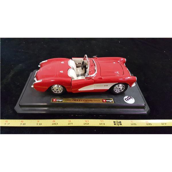 1/24 Scale Die Cast 1957 Corvette