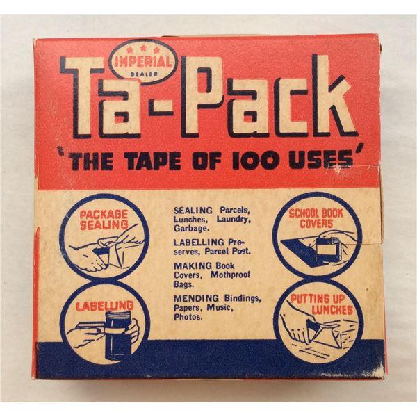 Imperial oil tape box