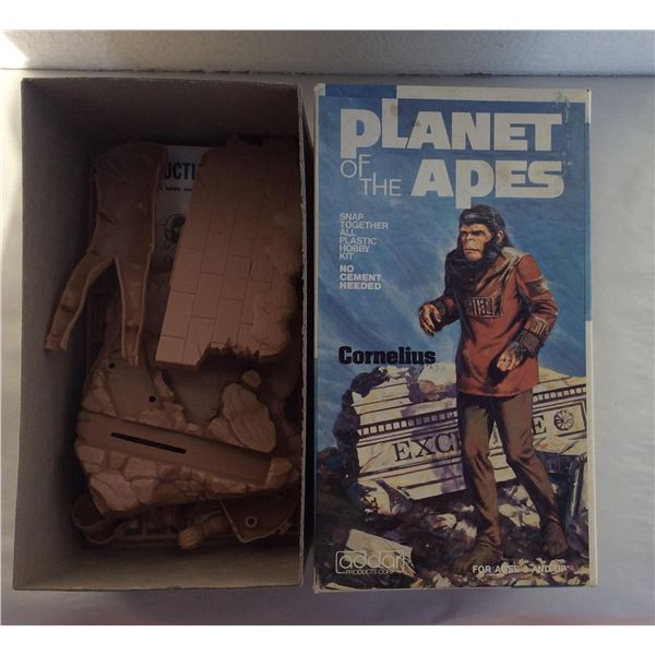 Planet of the Apes model