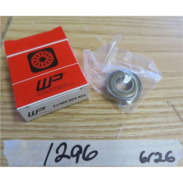 Lot of West Pullman Bearings - 1#465004R91  X21 Bearings and extra