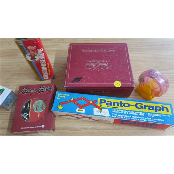 Children's Games/Trivial Pursuit