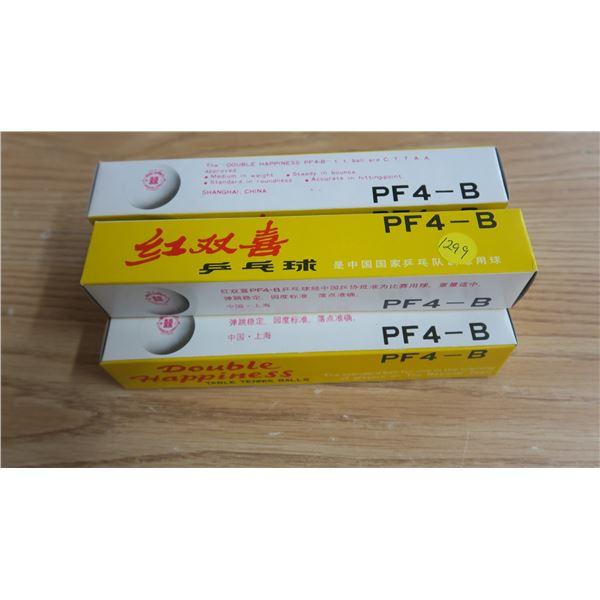 Ping Pong Balls X5 Packs