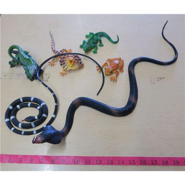 Animal Toys X6