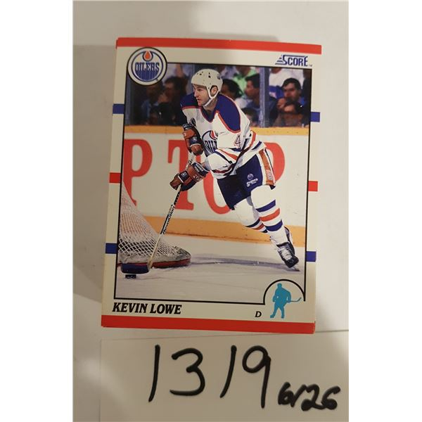SCORE 90' NHL Hockey Cards - 55+ Cards
