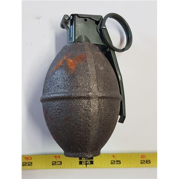 Novelty Lemon Grenade