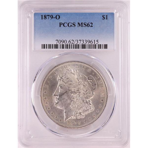 1879-O $1 Morgan Silver Dollar Coin PCGS MS62
