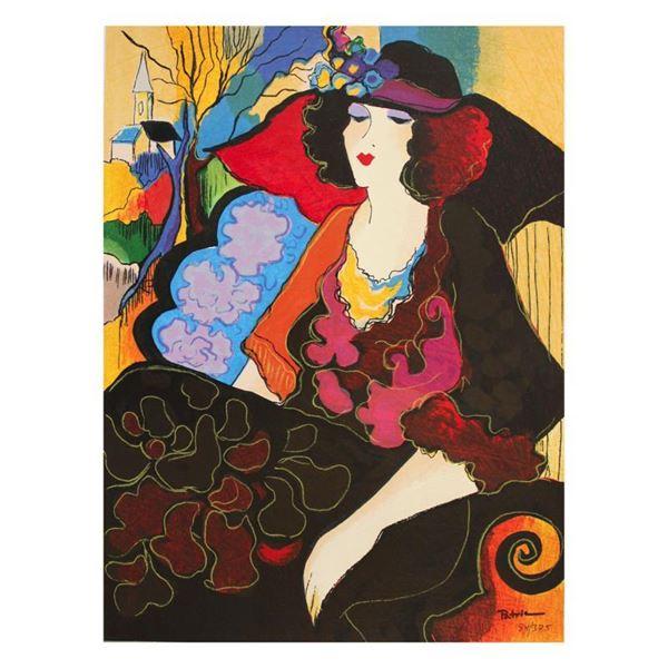 "Patricia Govezensky ""Elizabeth"" Limited Edition Serigraph on Paper"