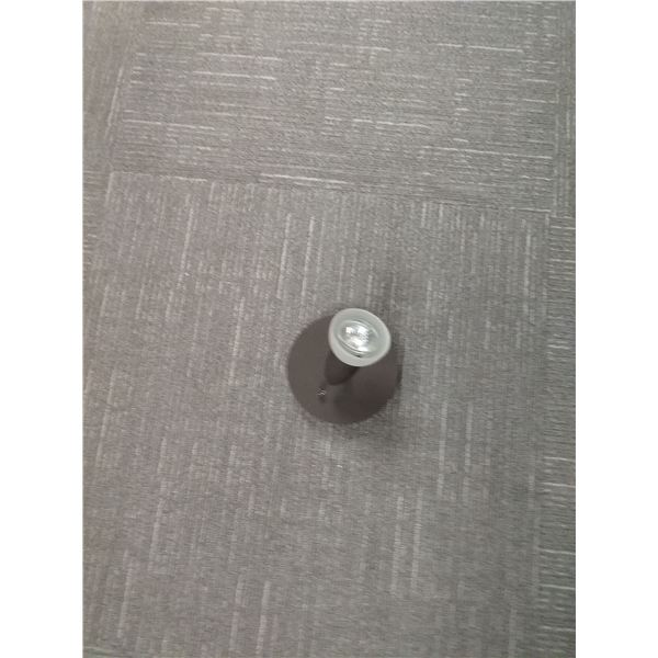 Bronze 1 Light Flushmount Ceiling Light Fixture x 2 (Item 81411)