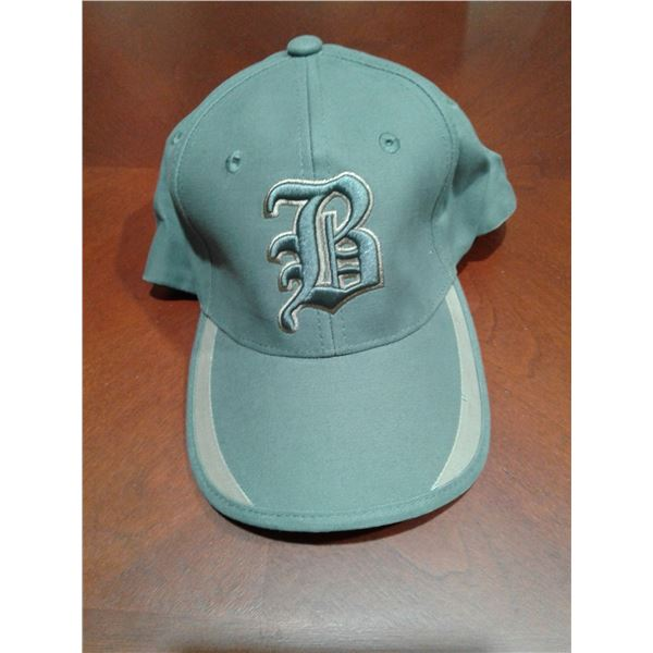 Grey Children's Baseball Hat with B Adjustable With Elastic Inside x 1 Case (56 Pcs in a Case)