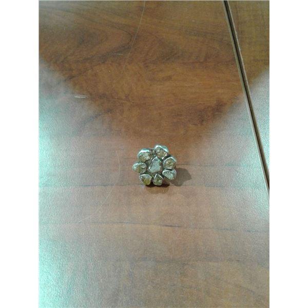 Ring Semi-precious Stone x 1