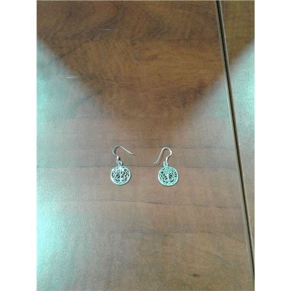 Small Tree of Life Earrings × 1 Pair