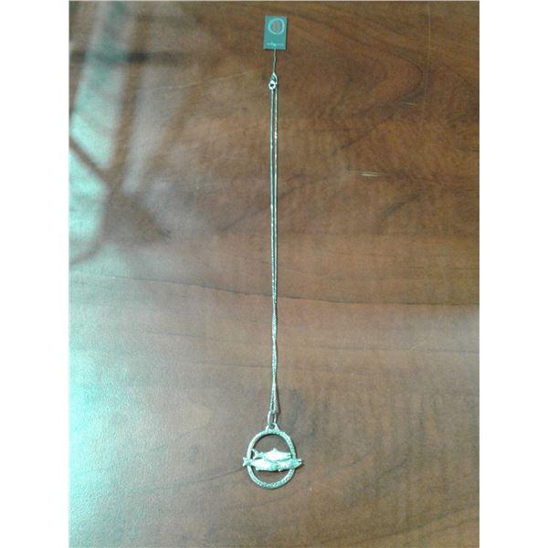 Salmon Necklace × 1