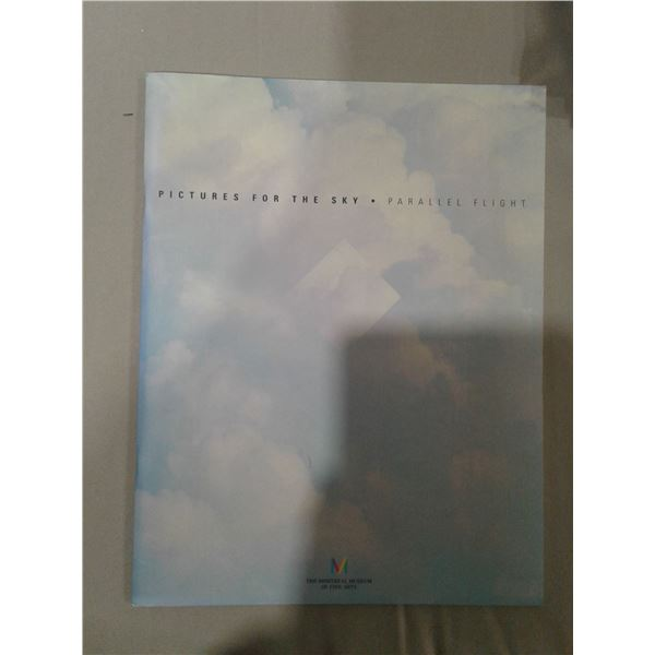 Pictures For The Sky - Parallel Flight - Montreal Museum of Fine Arts x 12