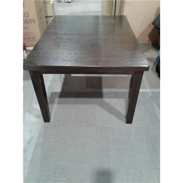 Wood Table (Some Marks & Scratches) x 1
