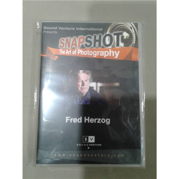 Snapshot The Art of Photography by Fred Herzog