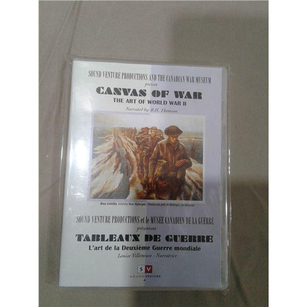 Canvas of War - The Art of World War II x 1 pc