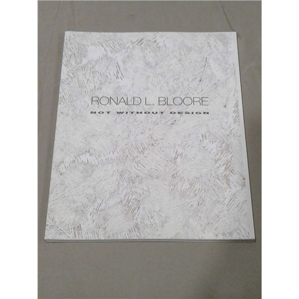 Not Without Design by Ronald L. Bloore x 1 pc