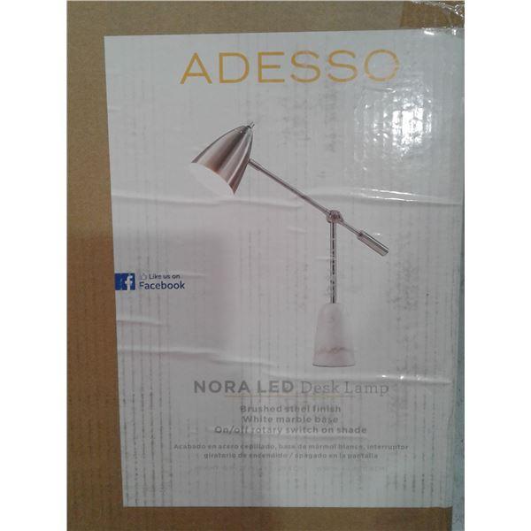Adesso - Nora LED Desk Lamp (New in box) x 1