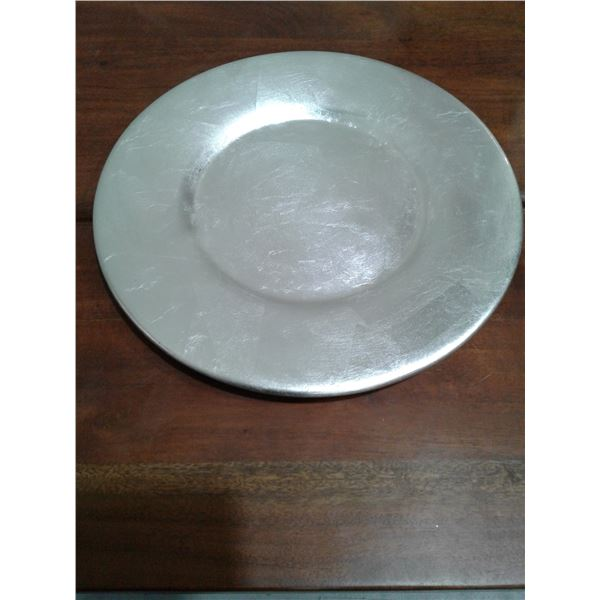 Pier 1 Imports Decorative Plate 13 Inches in Diameter x 1