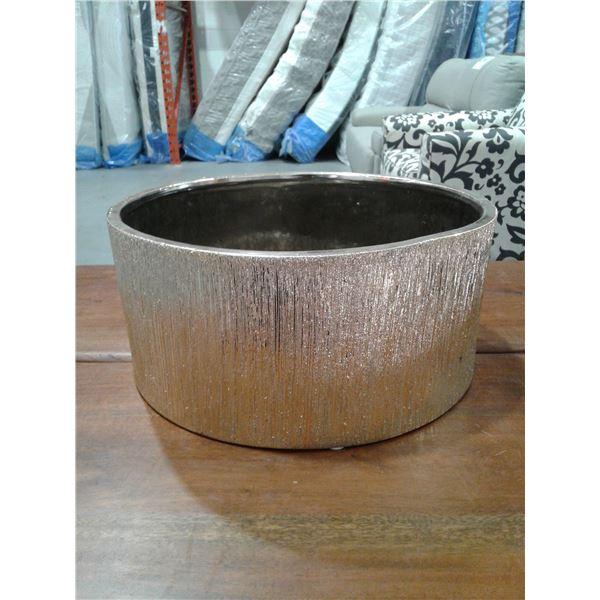 Decorative Bowl 1 foot in diameter x 1