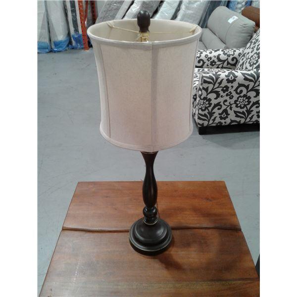 Single Bulb Table Lamp x 1