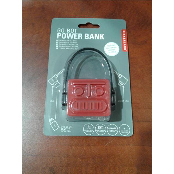 GO-BOT P:ower Bank x 1
