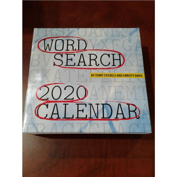 Word Search x 1