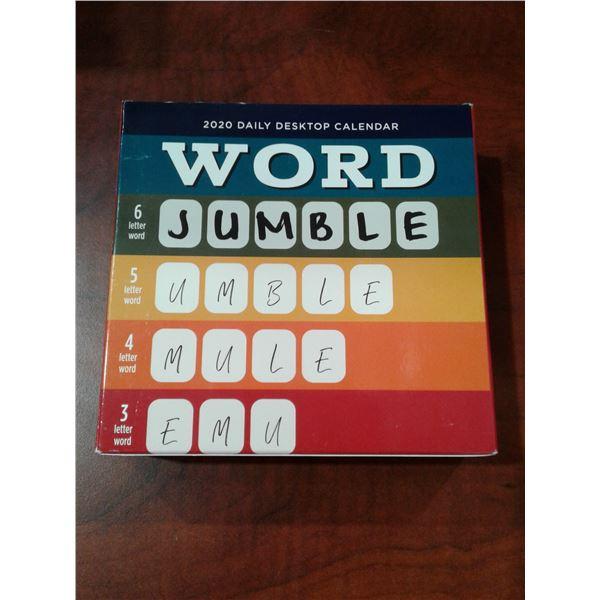 Word Jumble x 1