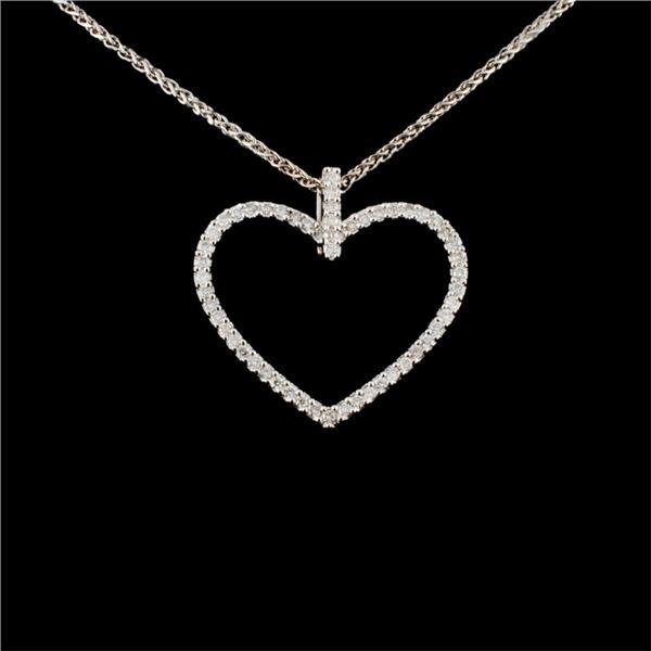 14K Gold 0.68ctw Diamond Necklace