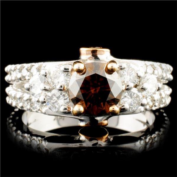 14K Gold 2.12ctw Diamond Ring