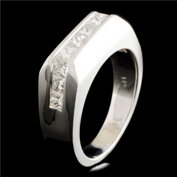 14K Gold 1.65ctw Diamond Ring