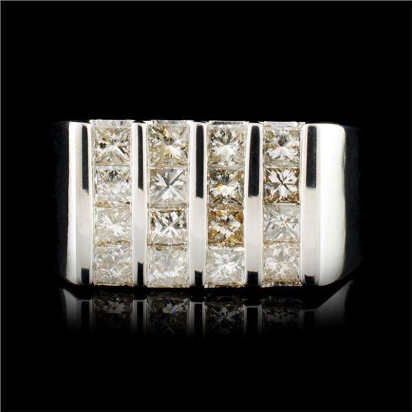 14K Gold 1.12ctw Diamond Ring