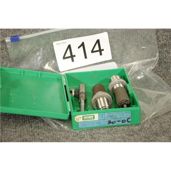 30-06 Carbide Loading Dies