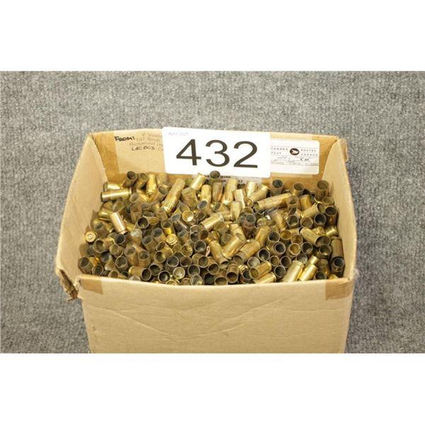 40 Cal Fired Brass