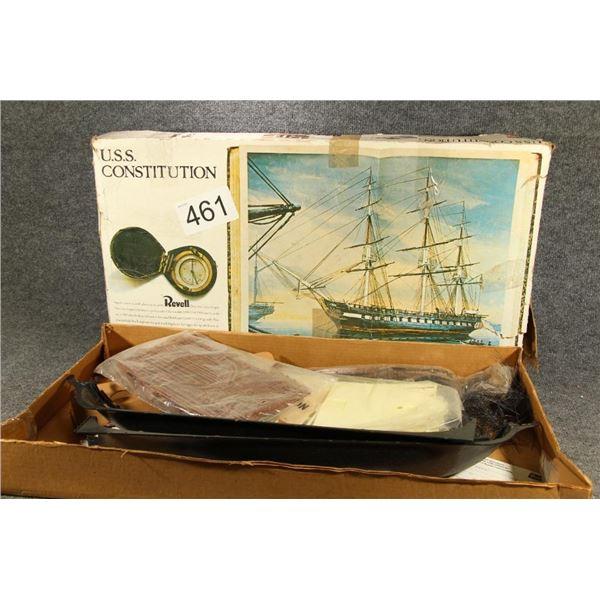 Revell USS Constitution Model