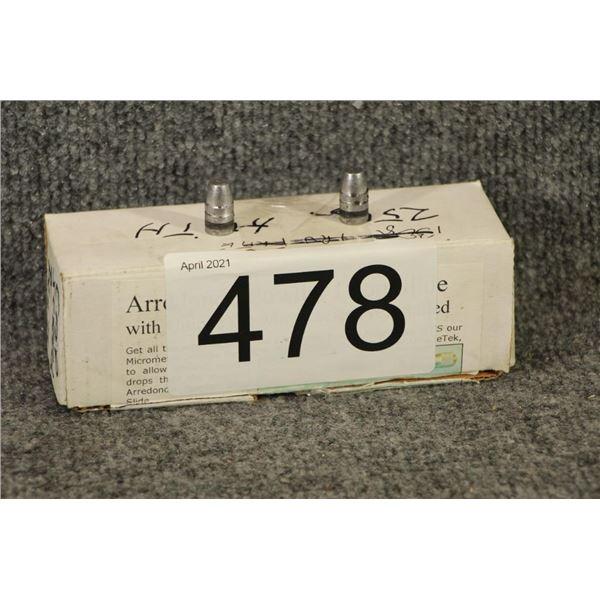 44 Magnum Bullets