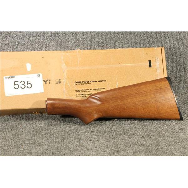 Butt-stock 97 Winchester