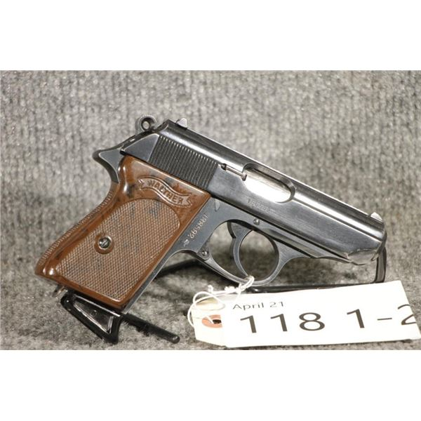 PROHIBITED Walther PPK