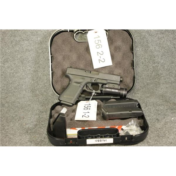 RESTRICTED Glock 19