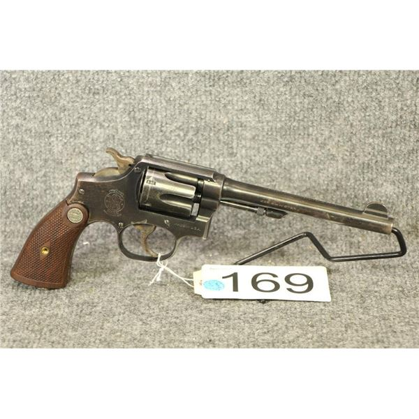 RESTRICTED Smith and Wesson Hand Ejector