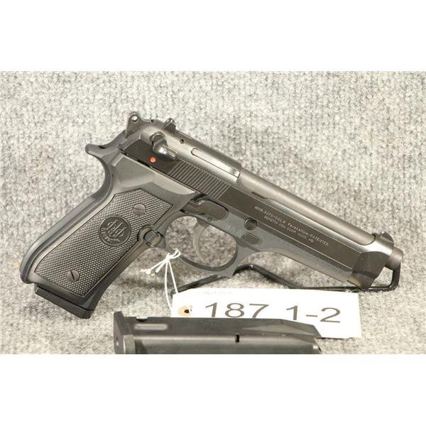 RESTRICTED Beretta 92 FS