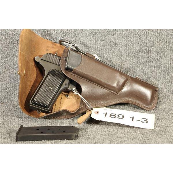 RESTRICTED Tokarev TT33